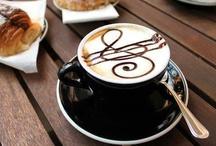 I love the taste of COFFEE
