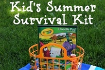 Fun with the Kids / Activities to keep you and the kids entertained when school is out. / by Walmart