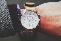 Watches / Men's watches. Watch-porn, basically.