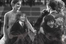 Harry Potter(: / by Catie McDonald