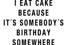 Mrs Cake Boss / My sweet tooth