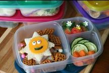Lunchbox  / Simple and fun ideas for school lunches and happy kids. / by Walmart