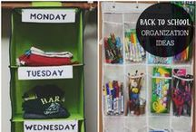 Simple School Solutions  / Do-it-yourself crafts and solutions that make back to school fun.  / by Walmart