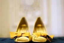 yellow / gold / I hesitated to make a yellow board even though I love yellow- but the bow shoes finally won me over!