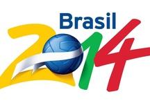 Copa do Mundo - Brasil 2014 / Imagens relativas a Copa do Mundo de Futebol que será realizada no Brasil.