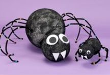 Halloween Crafts / Family Crafts for Halloween Fun / by Walmart