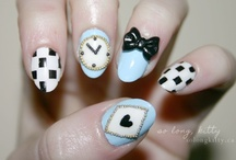 Pretty lil things / Makeup, Nails, Hair.. Don't you LOVE being a woman?  ;p / by Alamea Haney