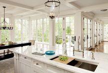 Kitchens / by Erika Opp