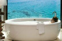 Ultimate Bathrooms / by Erika Opp