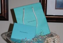 Tiffany Themed Bridal Shower / Bridal shower  / by Jennifer Righter