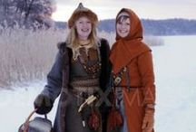 Viking Clothing & Accessories / Costume ideas for dark ages/viking era