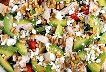 Salads  / by Erika Opp