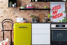 Ideas--Kitchen / by Jaclyn Hansell