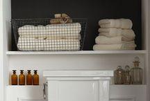 Ideas--Bathroom / by Jaclyn Hansell