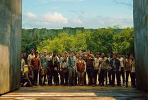The Maze Runner / Favorite book series. / by Patience Bock