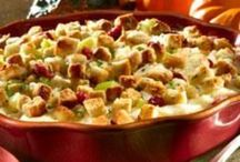 Casseroles  / by Sherri Stepp