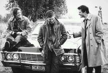 Supernatural / BEST SHOW EVER!  / by Patience Bock