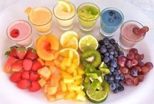 Healthy foods  / by Jaclyn Hansell