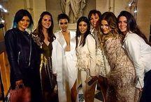 The Kardashians/ Jenners / My favorite family