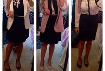 ♡Business casual closet♡ / Work clothes / by Caci