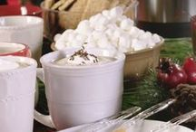 Christmas Cheer / We're here to help you make holiday entertaining simple! Try these recipes, craft and decor ideas this holiday season.