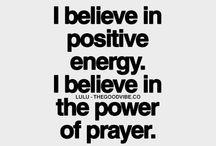 Spiritual / I believe