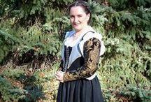 15th Century - Repro costumes
