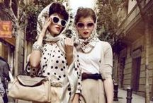 Style Obsession: Vintage Chic / by Maria Colicchio