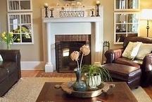 Living room / by Alisa Kimball