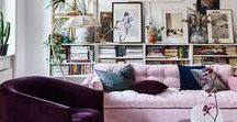 Living Spaces / Just a little bit of inspiration...