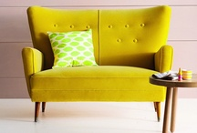 Furniture & Indoor Inspirations / by Mayday Mabel