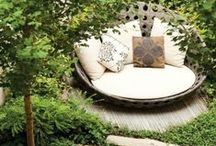 For the Southern Backyard / We're crazy about cool backyards!  We spend so much time outdoors in CHS that we need a place to enjoy the weather.