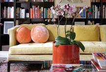 Spaces/Decor / by Lindsey Wagner