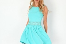 Dresses  / by Hayley Puckett