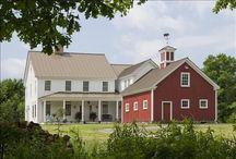 FANCY FARM / My dream is to live on a farm, while maintaining minimalism & a touch of NYC loft apartment style. / by Casey Hutcheson