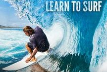 Surfing / by Tribesports