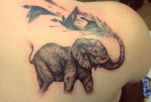 TATTOOS! ink. / by Valerie Hookfin