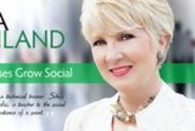 Donna Gilliland, Speaker and Social Media/Technology Educator / Hi, I am Donna Gilliland, founder of MOSTraining, Inc. I provide workforce development training in Mobile, Office and Social Media technologies. Examples of classes that I teach include Microsoft Office, Social Media Management, Marketing classes in Facebook, Pinterest, Instagram Twitter and LinkedIn.  / by Donna Gilliland