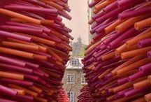 /// l'art installations /// / explorer l'art, de s'impliquer, chercher installations et laissez-vous perdu dans l'art. / by nic sarwar