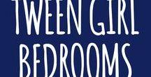 tween girl bedroom / Super fun stuff for your tween girl's bedroom