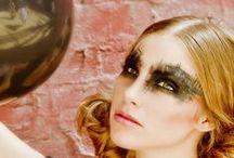 Faye Smith Fashion/Editorial/Creative Hair & Makeup / www.fayesmithmakeup.com www.facebook.com/fayesmithmakeuphair