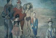 Arlequins et Pierrot