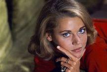 Icon: Jane Fonda / by Deette Kearns