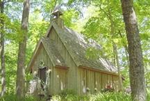 chapelles et petites églises