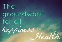 Health is Wealth / by eShakti.com