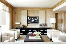 Living Rooms / by Deette Kearns
