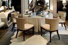 Dining Rooms / by Deette Kearns