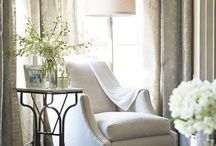 Cozy Seating / Seating that is snug and comfortable / by Deette Kearns
