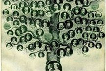 GENEALOGY / Genealogists live life in the past lane! / by Baby Raindrops