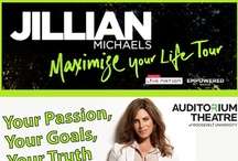 Jillian Michaels Contest / by Ericka Gergely